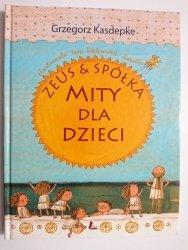 MITY DLA DZIECI - Grzegorz Kasdepke 2012