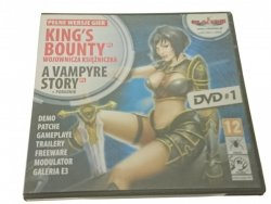 PC DVD #1 KING'S BOUNTY CD-ACTION 07/2011