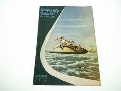 HORYZONTY TECHNIKI DLA DZIECI NR 2 (70) LUTY 1963