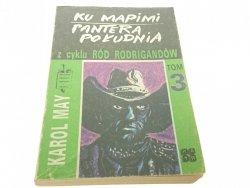 KU MAPIMI; PANTERA POŁUDNIA - Karol May 1989