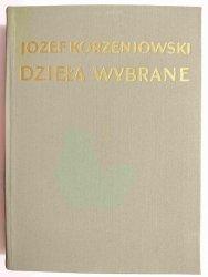 DZIEŁA WYBRANE TOM VI OPOWIADANIA - Józef Korzeniowski 1954