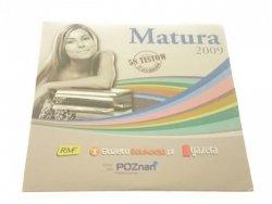 MATURA 2009 58 TESTÓW 12 PRZEDMIOTÓW. CD