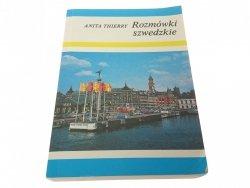 ROZMÓWKI SZWEDZKIE - Anita Thierry 2003