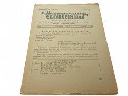 RADIOWY KURS NAUKI JĘZYKA ANGIELSKIEGO 6 1965/66