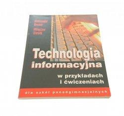 TECHNOLOGIA INFORMACYJNA W PRZYKŁADACH... 2005