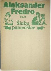 ŚLUBY PANIEŃSKIE - Aleksander Fredro 1985