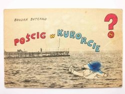 POŚCIG W KURORCIE - Bohdan Butenko 1977