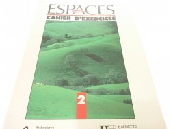 ESPACES 2 CAHIER D'EXERCICES - Guy Capelle 1990