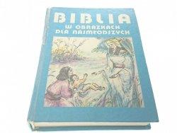 BIBLIA W OBRAZKACH DLA NAJMŁODSZYCH - Taylor 1989