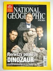 NATIONAL GEOGRAPHIC POLSKA 08-2008