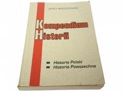 KOMPENDIUM HISTORII. POLSKI POWSZECHNA Brzozowski