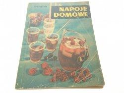 NAPOJE DOMOWE - Zofia Zawistowska (1967)