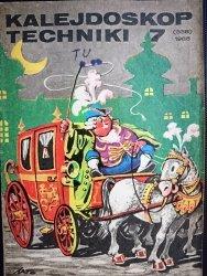 KALEJDOSKOP TECHNIKI NR 7 (338) 1985