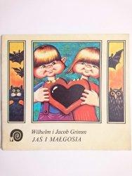 JAŚ I MAŁGOSIA - Wilhelm i Jacob Grimm 1980