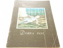 DOBRA PANI - Eliza Orzeszkowa (1985)