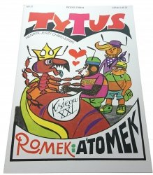 TYTUS ROMEK I ATOMEK KSIĘGA XXI 2009