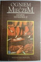 OGNIEM I MIECZEM TOM 2 - Henryk Sienkiewicz 1984