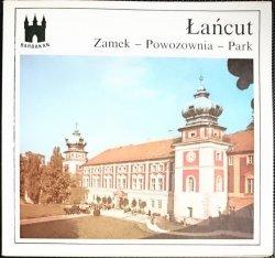ŁAŃCUT. ZAMEK - POWOZOWNIA - PARK - Teresa Żurawska
