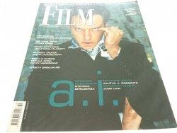 FILM. PAŹDZIERNIK (10) 2001 BEZ PŁYTY CD