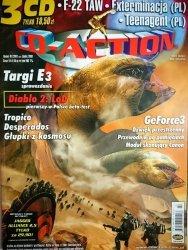 CD-ACTION 7-2001 BEZ PŁYT