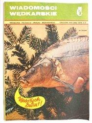 WIADOMOŚCI WĘDKARSKIE GRUDZIEŃ 1972 (282)
