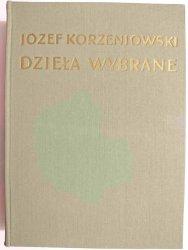 DZIEŁA WYBRANE TOM VII DRAMATY - Józef Korzeniowski 1954