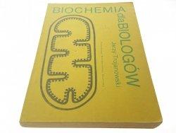 BIOCHEMIA DLA BIOLOGÓW - Jerzy Trojanowski (1980)