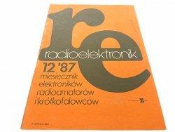 RADIOELEKTRONIK 12'87