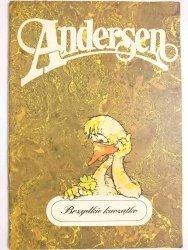 BRZYDKIE KACZĄTKO - Andersen 1985