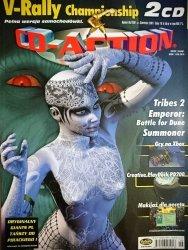 CD-ACTION 6-2001 BEZ PŁYT