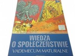WIEDZA O SPOŁECZEŃSTWIE - Leszczyński (2006)