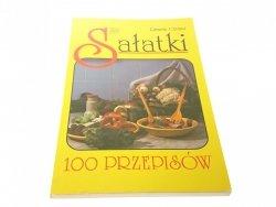 SAŁATKI 100 PRZEPISÓW - Renata Czubaj 1995