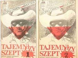 TAJEMNICZY SZEPT CZĘŚĆ 1 i 2 - George Owen Baxter 1984