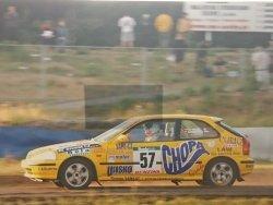 RAJD WRC 2005 ZDJĘCIE NUMER #002 HONDA CIVIC