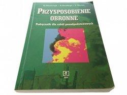 PRZYSPOSOBIENIE OBRONNE - G. Adamczyk (1998)