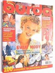 BURDA NR 2/98 ŚWIAT MODY