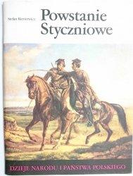DniPP. POWSTANIE STYCZNIOWE - Stefan Kieniewicz 1987