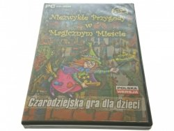 NIEZWYKŁE PRZYGODY W MAGICZNYM MIEŚCIE PC CD-ROM