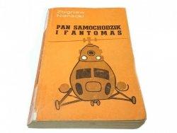 PAN SAMOCHODZIK I FANTOMAS - Nienacki 1978