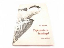 TAJEMNICZE LEMINGI - G. Blond 1969