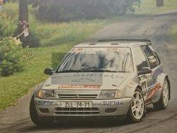 RAJD WRC 2005 ZDJĘCIE NUMER #280 CITROEN