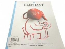 ELEPHANT. THE ART CULTURE MAGAZINE ISSUE 21 WINTER