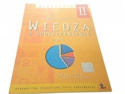 WIEDZA O SPOŁECZEŃSTWIE CZĘŚĆ 1 KLASA 2 (2005)