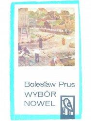 WYBÓR NOWEL - Bolesław Prus 1970