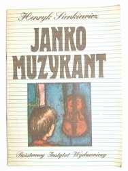 JANKO MUZYKANT - Henryk Sienkiewicz 1983
