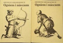 OGNIEM I MIECZEM TOM I i II - Henryk Sienkiewicz