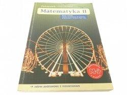 MATEMATYKA II PODRĘCZNIK - Dobrowolska 2008