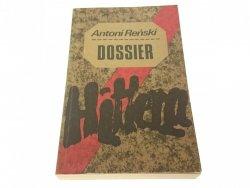 DOSSIER - Antoni Reński