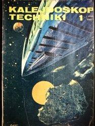KALEJDOSKOP TECHNIKI NR 1 (356) 1987