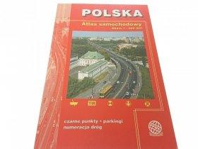 POLSKA. ATLAS SAMOCHODOWY 1 : 500 000